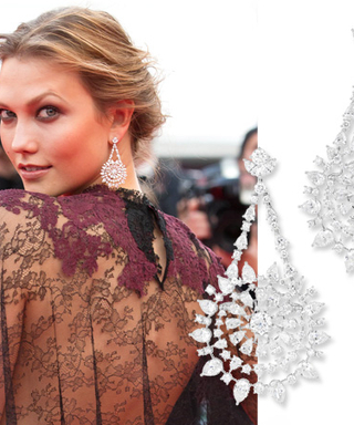 #RocksMyWorld: Take an Up-Close Look at Chopard's Treasures from the Cannes Red Carpet