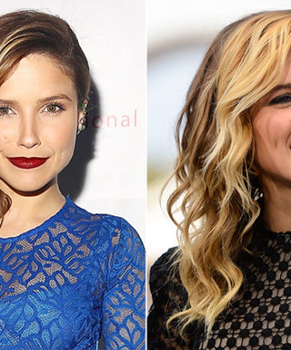 Check Out Sophia Bush's Dramatic New 'Do!