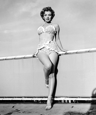 Proof That Marilyn Monroe Was the Ultimate Bikini Babe