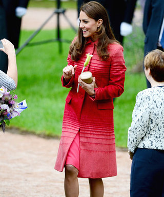 Kate Middleton Pops Up in Scotland! See Her Regal Look Here
