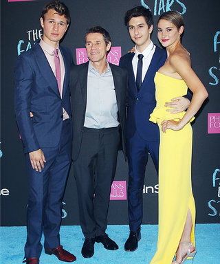 Get Your Tissues Ready: The Fault in Our Stars Premiered Last Night in NYC
