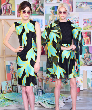 Christian Siriano Debuts His Resort 2015 Collection and Plans a Return to TV