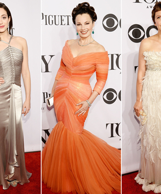 See the Stars Hit the 2014 Tony Awards Red Carpet