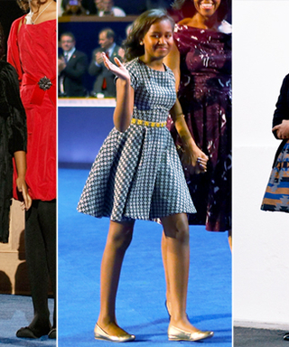 Happy 13th Birthday, Sasha Obama! Look Back at the First Daughter's Style Evolution