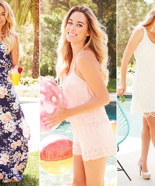 Check Out Lauren Conrad's New Summer Clothing Line for Kohl's!