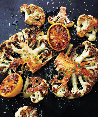 Step Up Your Father's Day Side Dish Game with Grilled Cauliflower Steaks