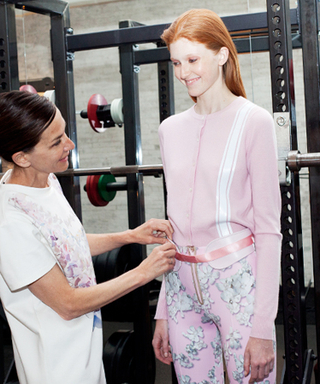 Go Behind the Scenes at Cynthia Rowley's Resort 2015 Shoot