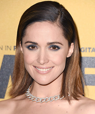 How to Try Rose Byrne's Summery Smoky Eye Look