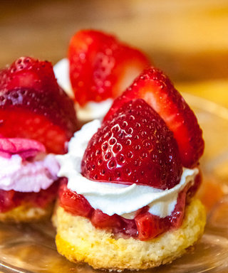 Sweet Tooth: Celebrate National Strawberry Shortcake Day with Chef Dorie Greenspan and Our InStyle Editors