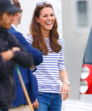 Steal Her Style: Get Kate Middleton's Favorite Breton Stripe Top