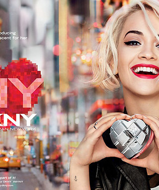 We Heart Rita Ora's Gorgeous Fragrance Campaign for DKNY