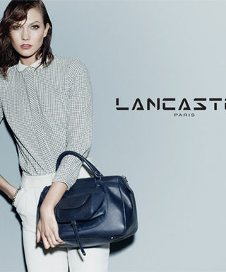 See the Photos of Karlie Kloss's Return as the Face of Lancaster Paris