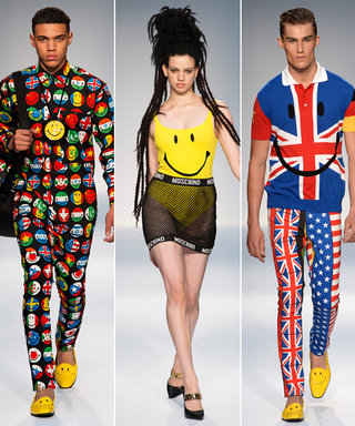 Now You Know: How the Smiley Face Fits into Fashion