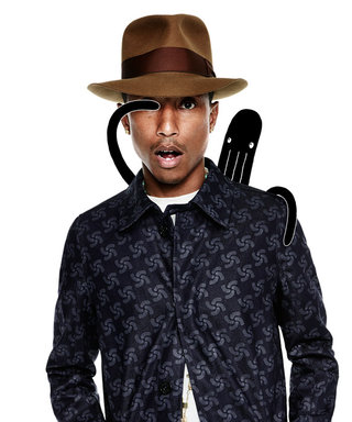 Check Out Pharrell's Sustainable Clothing Collaboration with G-Star RAW!