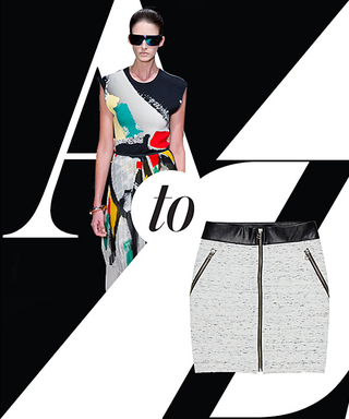 From Art-Inspired to Zippers, Here's Our A-to-Z Guide to Summer Style