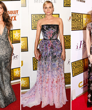 See All the Best Red Carpet Looks from the 2014 Critics' Choice Television Awards!