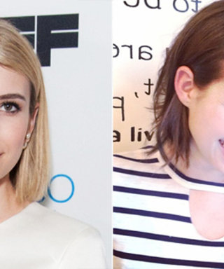 Emma Roberts Takes a Trip to the Dark Side