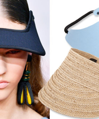 These Visors Have Us Rethinking Our Summer Hats
