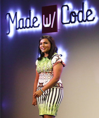 Coding Is Cool! Just Ask Mindy Kaling