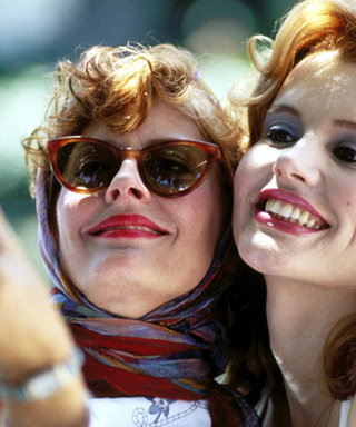 Susan Sarandon and Geena Davis Recreate Their Infamous Thelma and Louise Selfie