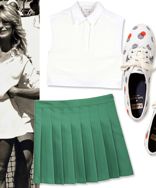 Love Match! Serve Up These Wimbledon-Inspired Pieces Off the Court