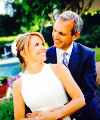 Katie Couric Is Married! Get the Details on Her Wedding Day Look