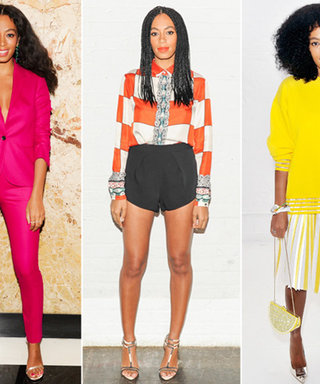 Happy 28th Birthday, Solange! See Her Most Stylish Moments Ever
