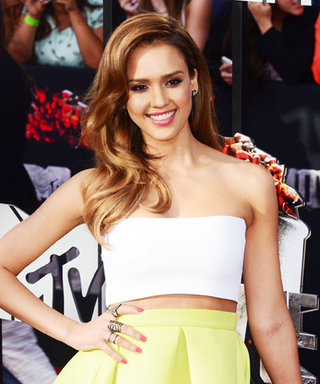 How Jessica Alba Keeps That Fab Physique (Hint: It Involves Chocolate Cake)
