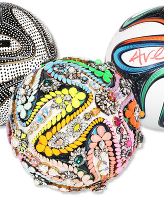 Want a Soccer Ball Designed by Pharrell or Dolce & Gabbana? Here's Your Chance
