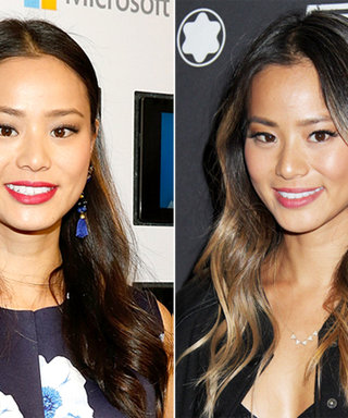 Hair Envy Alert! We're Obsessed with Jamie Chung's Ombre Highlights
