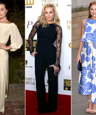It's Margot Robbie's Birthday! See the Aussie Beauty's Best Style Moments