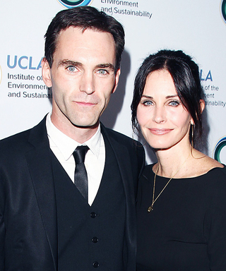 Courteney Cox Confirms That She's Engaged!