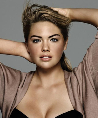 Yowza! Check Out Kate Upton's First Campaign for Bobbi Brown