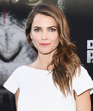 How to Get Keri Russell's Soft Summer Glow