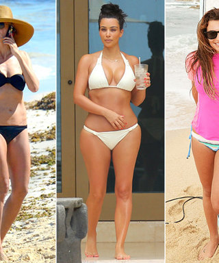 Hollywood's Hitting the Beach! See Your Favorite Celebrities in Their Bikinis