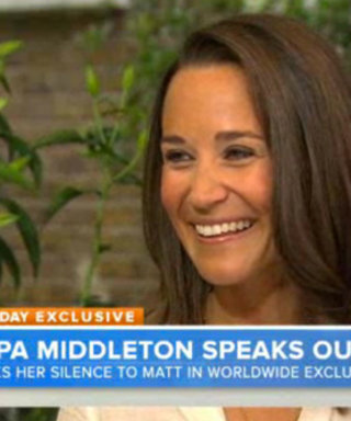 """Pippa Middleton Dishes About the """"Family Wedding"""" in Her First TV Interview"""