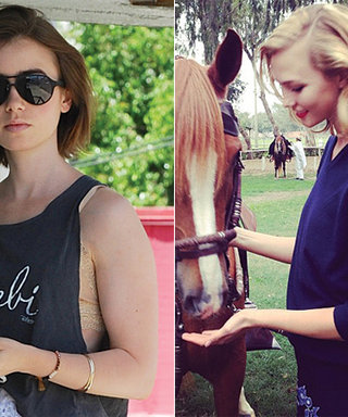 Change Is in the Hair for Lily Collins and Karlie Kloss!