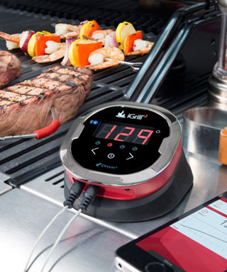 Editor Tested: Turn Your Smartphone Into a Sous Chef with the iDevice Grilling Thermometer