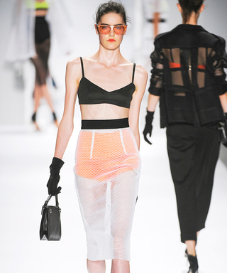 Get the Look: Colored Sunglass Lenses Inspired by the Runway