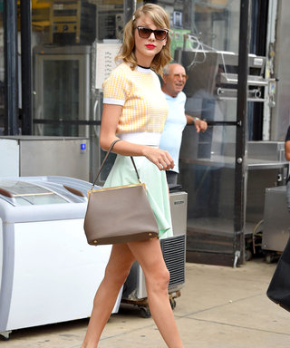 Taylor Swift Shows Us How to Dress in the Heat
