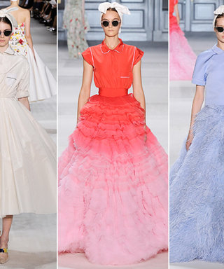 From Pajamas to Squirrels, See the Major Fashion Moments of Fall 2014 Haute Couture Fashion Week