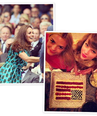 10 Celebrity Instagrams We Love from Fourth of July Weekend