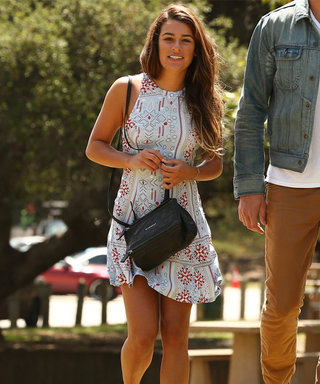 Lea Michele Steps Out in the Perfect Summer Outfit! Shop Her Head-to-Toe Look