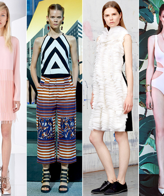 Reinvent Your Wardrobe with These Styling Tips from the Resort 2015 Collections