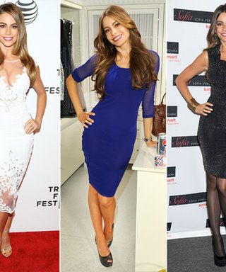 Sofía Vergara Turns 42! See the Sizzling Actress's Best Style Moments