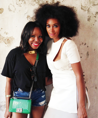 Travel Like an Editor: What InStyle's Kahlana Barfield Took to the Essence Music Festival
