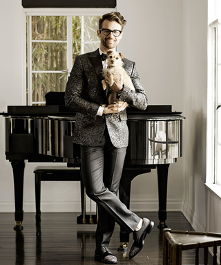 InStyle Exclusive: Tour Brad Goreski's Super Stylish L.A. Home—and Get a Peek Inside His Shoe Closet!