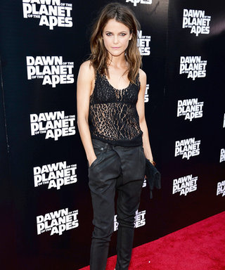 Check Out Keri Russell's Majorly Hot Look from the N.Y.C. Premiere of Dawn of the Planet of the Apes