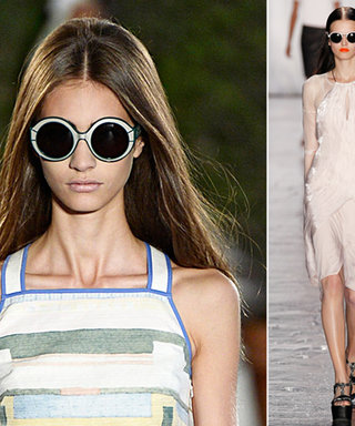 Runway-Inspired Sunglasses Trend to Try: Round Frames