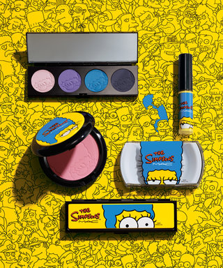 Cowabunga! Here's How You Can Shop MAC's Marge Simpson Collection Early
